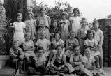 Second grade class Roosevelt School
