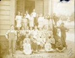Little Lake 4th grade class, 1908