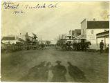 Main Street, Turlock, Cal., 1906.