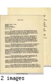 Letter from Remsen Bird to Culbert L. Olson, Governor, California, April 1, 1942