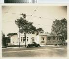 Berkeley Public Library, North Branch, 1936