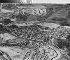 [Deane Homes aerial view, 1969 photograph].