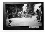 Upland Photograph Agriculture--Citrus; Valadez Camp, 1940 / Esther Boulton Black Estate