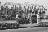 "[""A Dream Come True"" 1977 Rose Parade float from Mission Viejo photograph]."