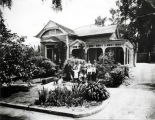 The Otake and Nambu Families, South Pasadena, CA, 1935