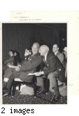 Bill Henry with Walter Winchell