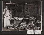 The Bakery of Mr. Meyer Left, 1908.