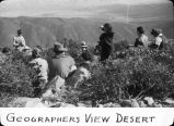 Geographers view desert / Lee Passmore