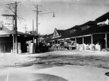 Scene of the old produce market at 12th and Webster streets, Nov. 1916 [picture].