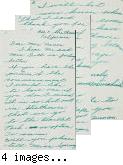 Letter from Kazue Murakishi to [Afton] Nance