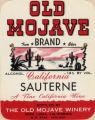 Filippi Winery wine label - Old Mojave