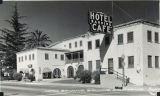 The Hotel Banning and Cafe