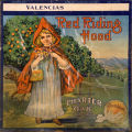 Red Riding Hood label