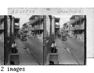 N.W. on Royal St. from corner of Dumaine St. - New Orleans, La.