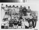 [First Mission Viejo Nadadores swim team photograph].