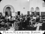 Main reading room / Lee Passmore
