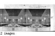 General view of main floor, State Bank, Chicago, Ill.  Commercial Dept.