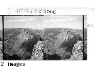 Ayer's Peak - a detached mountain 5,000 ft. high in the Grand Canyon.