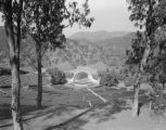 Photograph of the Hollywood Bowl