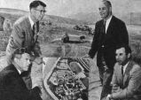 [Mission Viejo High School groundbreaking photograph].
