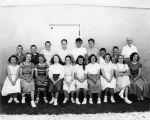 Murray School class photograph (1954)