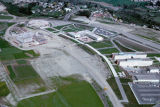 Slide of aerial view of campus.