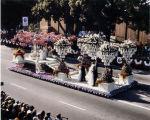 Pasadena Tournament of Roses Parade--Arcadia Float, 1983
