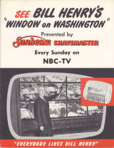 """Window on Washington"" promotional brochure"