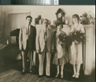 Wedding of Earl and Florence Ramey