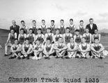 Champion track squad / Lee Passmore