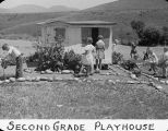 Second grade playhouse / Lee Passmore