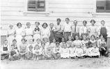 Murray School class photograph (1912), postcard