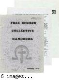 Free Church Collective Handbook, January 1970