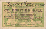 [Ticket for Celebrities Ball]