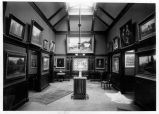 Photograph of Sage Library (Sage Hall) at Mills College
