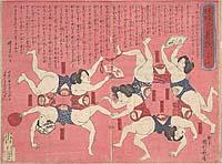 Mimochi on'na natsu no tawamure – Gotō juttai no zu