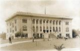Postcard: South Pasadena High School, 1908