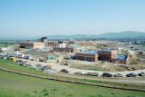 Construction continues at the Contra Costa Campus