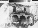 Photograph of Meridian School in Meridian (Calif.)