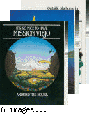 [It's so nice to have Mission Viejo around the house brochure]