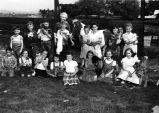 Murray School Pet Day, (1952), photograph