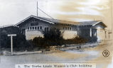 Yorba Linda Women's Club building