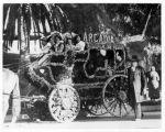 Pasadena Tournament of Roses Parade--Arcadia Decorated Stagecoach, 1935