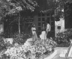 [Mission Viejo Company entrance photograph].