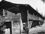 Main wing, La Casa Grande, Sonoma, California