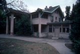Eddie House, South Pasadena, 1980s