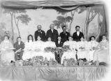 Murray Grammar School graduation, (c. 1890s), photograph