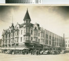 N. W. Corner, 11th and Washington [streets] : [picture].