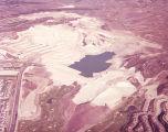 [Lake Mission Viejo aerial view, 1976 slide].