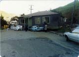 Landslide on Franklin Street, South San Francisco (1982)
